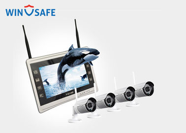 HD Wireless Security Camera System